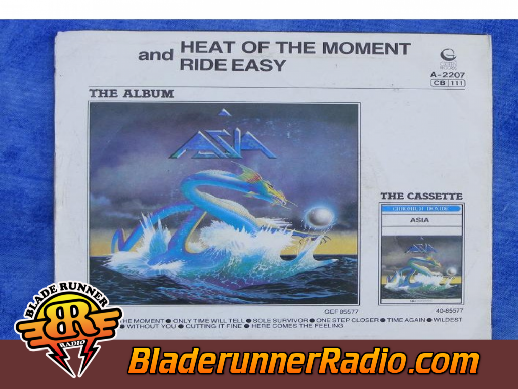 Asia - Heat Of The Moment (image 6)