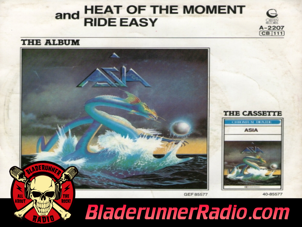 Asia - Heat Of The Moment (image 9)