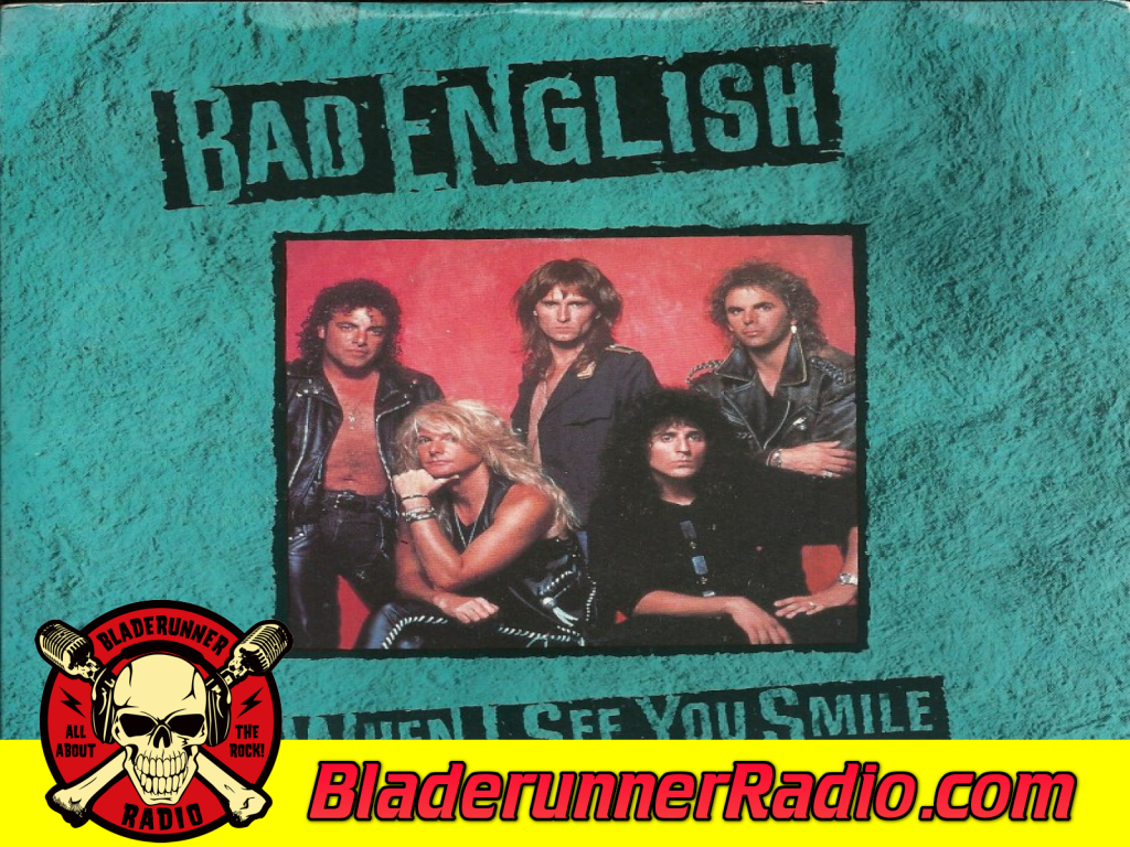 Bad English - When I See You Smile (image 6)