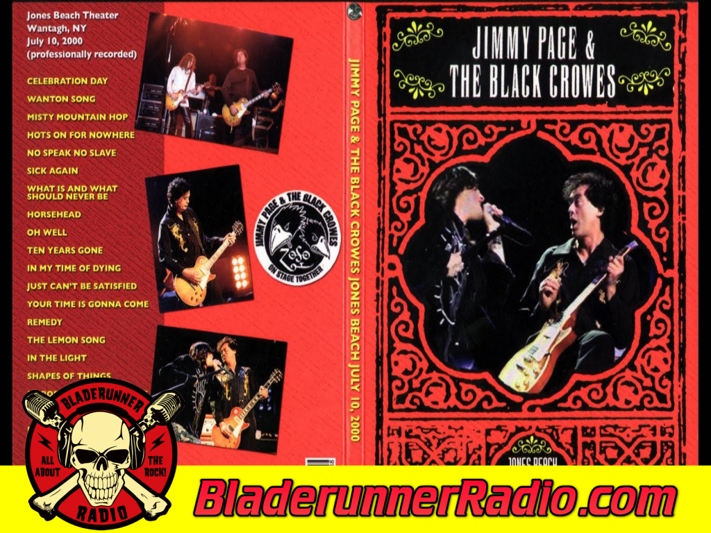 Black Crowes Jimmy Page - Oh Well Live (image 5)