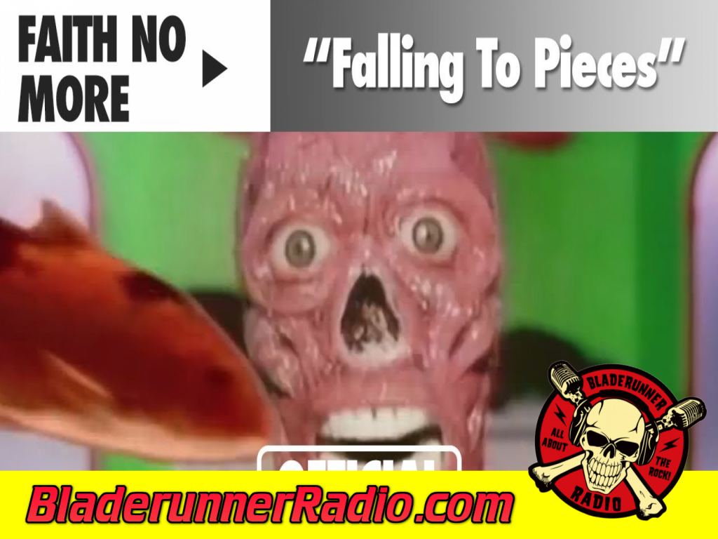 Faith No More - Falling To Pieces (image 2)