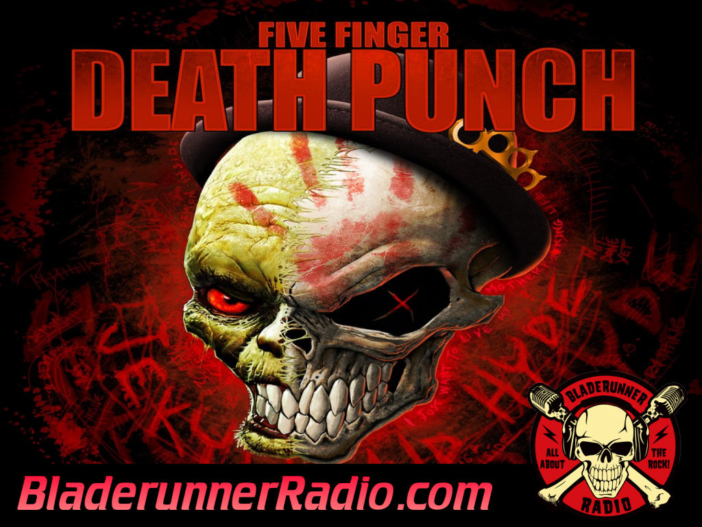 Five Finger Death Punch Jeckyl And Hyde -