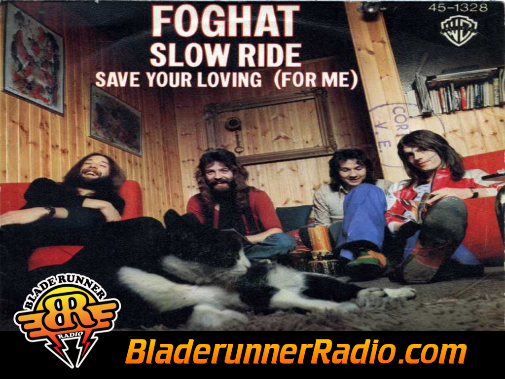 Foghat - Slow Ride (image 1)