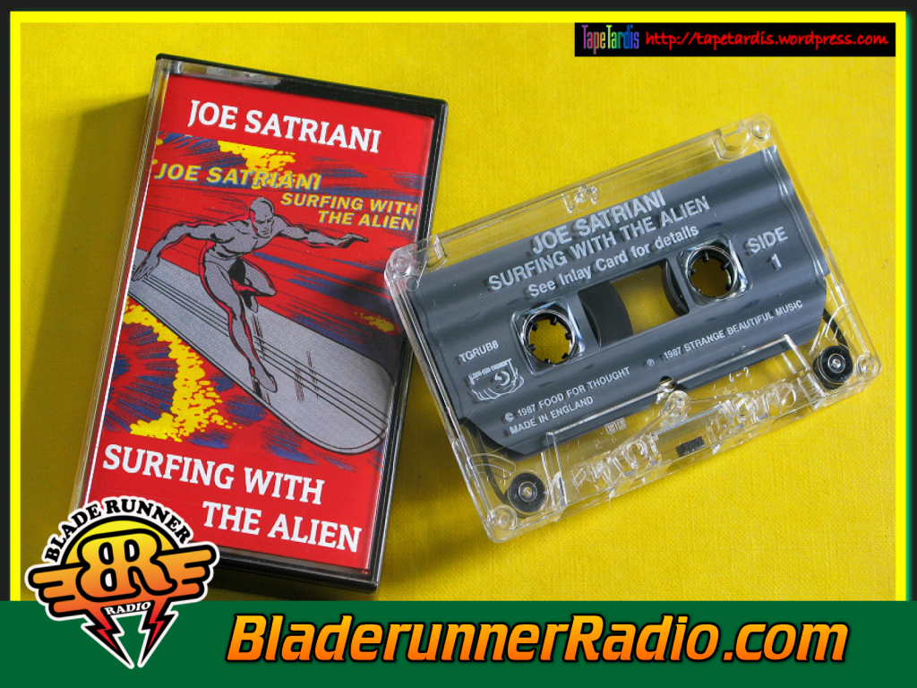 Joe Satriani - Surfing With The Alien (image 5)