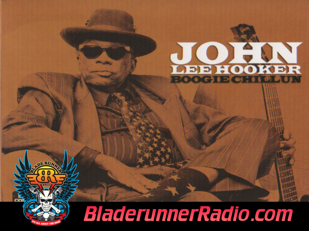 John Lee Hooker - Messin Around With The Blues (image 7)