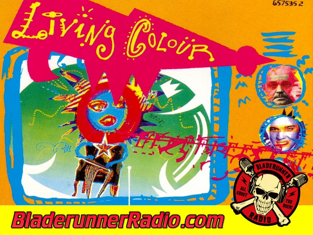 Living Colour - Cult Of Personality (image 7)
