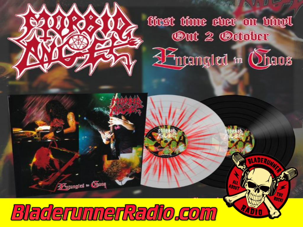 Morbid Angel - Blood On My Hands (image 4)