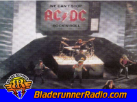 Acdc - cant stop rock n roll - pic 0 small