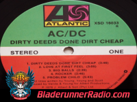 Acdc - dirty deeds done dirt cheap - pic 5 small