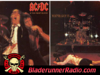 Acdc - if you want blood you got it - pic 4 small