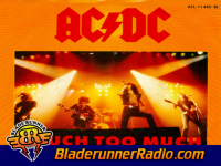 Acdc - touch too much - pic 0 small