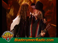 Aerosmith - one time too many with willie nelson - pic 2 small