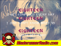 Alice Cooper - im eighteen - pic 0 small