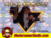 Alice Cooper - welcome to my nightmare - pic 0 small