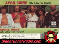 April Wine - i like to rock - pic 6 small