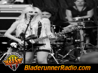Artist Id - the pretty reckless taylor 2 all about the rock - pic 6 small