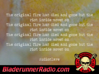 Audioslave - original fire - pic 1 small