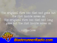 Audioslave - original fire - pic 4 small