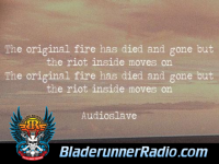 Audioslave - original fire - pic 5 small