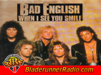 Bad English - when i see you smile - pic 2 small