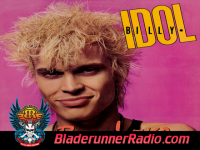 Billy Idol - to be a lover - pic 1 small