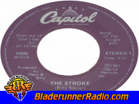 Billy Squier - the stroke - pic 5 small
