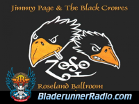 Black Crowes Jimmy Page - oh well live - pic 2 small