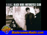Black Rebel Motorcycle Club - red eyes and tears - pic 0 small