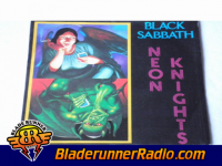 Black Sabbath - neon knights - pic 3 small