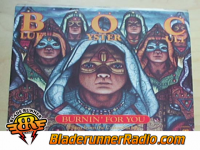 Blue Oyster Cult - burnin for you - pic 1 small