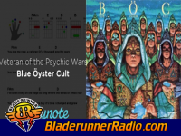 Blue Oyster Cult - veteran of psychic wars - pic 1 small