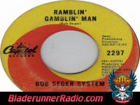 Bob Seger - ramblin gamblin man - pic 5 small