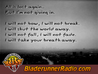 Breaking Benjamin - i will not bow - pic 0 small