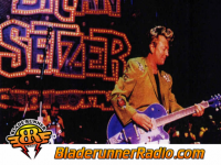 Brian Setzer Orchestra - the house is rockin - pic 6 small