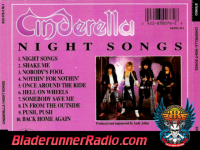 Cinderella - night songs - pic 8 small
