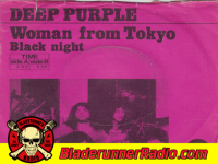 Deep Purple - woman from tokyo - pic 1 small
