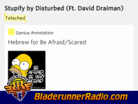 Disturbed - stupify - pic 4 small