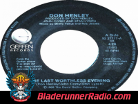 Don Henley - the last worthless evening - pic 6 small
