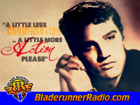 Elvis Presley - a little less conversation - pic 0 small