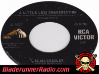 Elvis Presley - a little less conversation - pic 7 small
