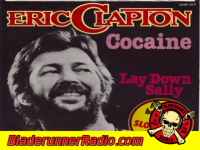 Eric Clapton - cocaine - pic 0 small