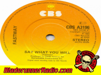 Fastway - say what you will - pic 0 small