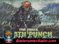 Five Finger Death Punch - wash it all away - pic 2 small
