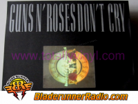 Guns N Roses - dont cry original - pic 2 small