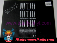 Guns N Roses - dont cry original - pic 3 small