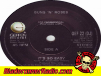 Guns N Roses - its so easy - pic 3 small