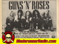 Guns N Roses - its so easy - pic 8 small