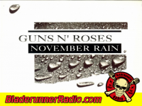 Guns N Roses - november rain - pic 1 small