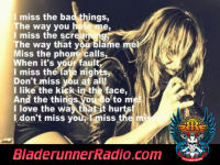 Halestorm - i miss the misery - pic 1 small