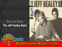 Jeff Healey - band blue jean blues - pic 1 small